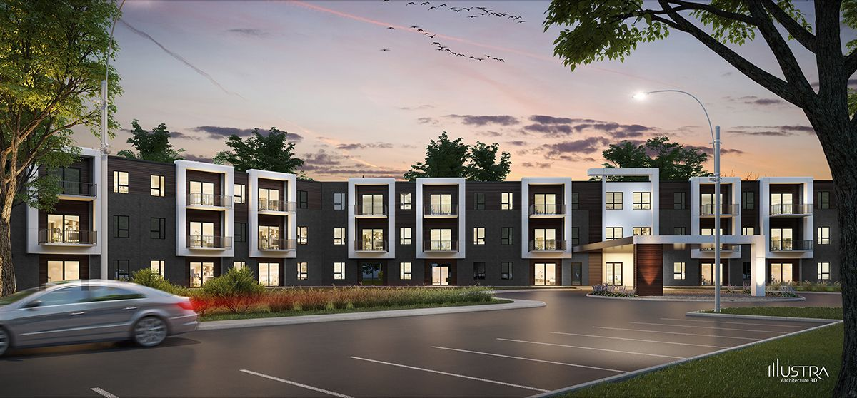 LePur - Ebony - L'Orée du Parc Condominiums à vendre