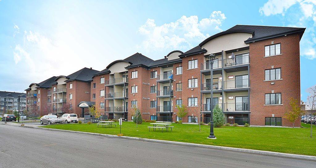 Patrimoine - L'Orée du Parc Condominiums neufs à vendre St-Jérôme