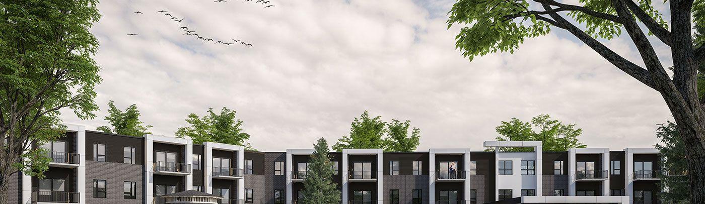 LePur - Condominiums à vendre à St-Jérôme