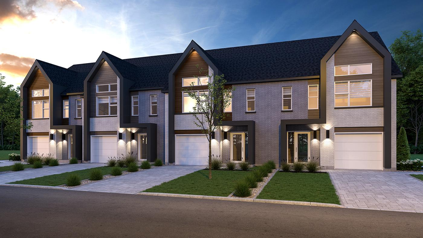 Condominiums neufs à vendre